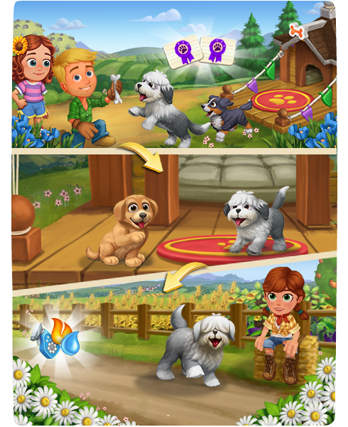 Puppy Stage preview