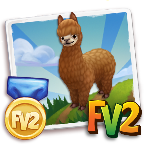 All free Farmville2 alpaca adult brownsuri 600 prized offset1 gifts
