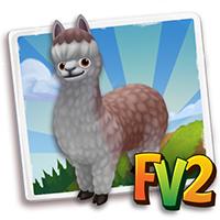 All free Farmville2 alpaca adult surirosegrey 200 gifts