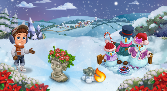 Santa's Snowman Workshop